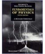 Fundamentals of Physics, Student's Solutions Manual - $23.99