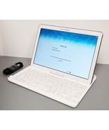 """Samsung Galaxy Tab Pro SM-T900 32GB, Wi-Fi, 12.2"""" White Tablet w/ Keyboard - $244.99"""