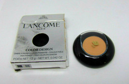 LANCOME COLOR DESIGN High Pigment Eye Shadow No.205 Dawn Matte 0.042oz/1.2g - $18.76