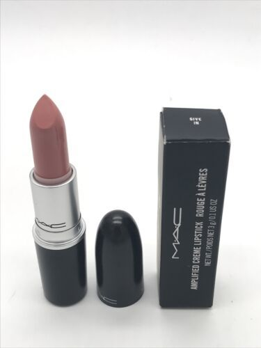 Primary image for MAC Amplified Creme Lipstick Rouge A Levres - Give In - (Tip Defect)