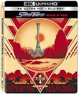 Starship Troopers: Traitor of Mars Steelbook [4K Ultra HD + Blu-ray] - $22.95