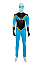 Justice League Black Lightning Jumpsuit Black Flash Cosplay Costume Uniform Suit - $90.99+