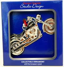 Regent Square Design Studio  Motorcycle  2019 Gift Ornament - $10.55
