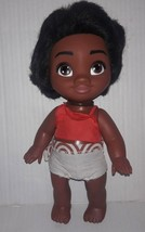 "Disney Baby Moana Doll Jakks Pacific 13"" Princess Jakks Pacific - $6.92"