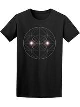 Sacred Geometry Illustration Men's Tee -Image by Shutterstock - $359,52 MXN+