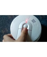 Smoke Detector Covert Hardwired Wifi Spy Nanny Hidden Camera Down View 1... - €370,99 EUR