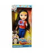 "Wonder Woman Superhero Large Doll 12.6""/32cm DC Universe Heroines Action... - $27.67"