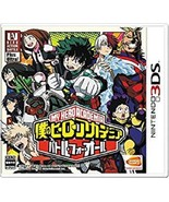 My Hero Academia Battle for All Nintendo 3DS Japanese - $70.81