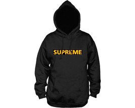 Powell-Peralta Supreme Medium Weight Hoody Blac... - $60.78