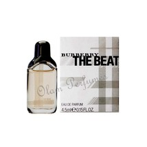 Burberry The Beat Women Eau de Parfum Miniature Collectible 0.15oz 4.5ml - $8.81