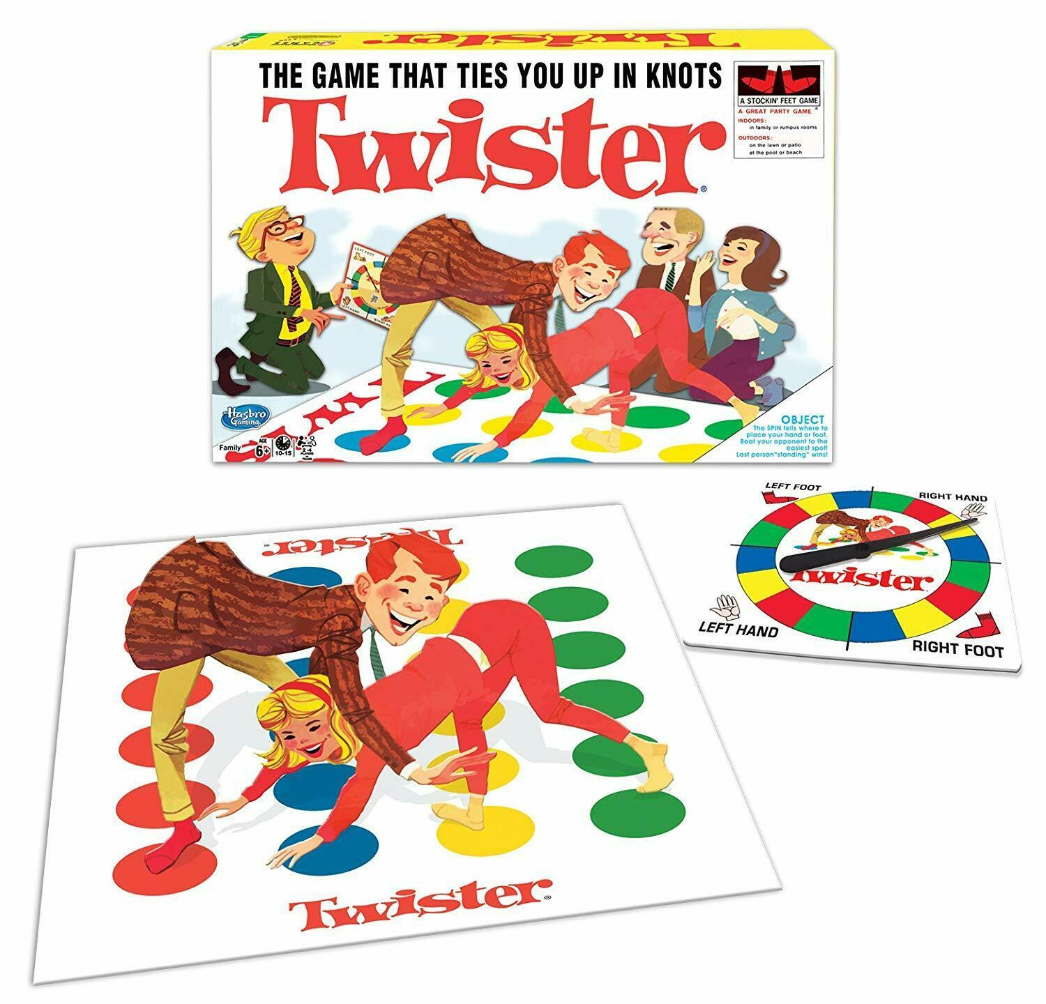 Primary image for Winning Moves Classic Twister