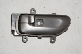 2003-2004 Infiniti G35 Sedan Driver Left Rear Interior Door Handle Lh Oem - $29.39