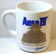 Anso IV Allied Fibre Mistero Shopping Bag Calore Attivato Tazza di Caffè - $11.61