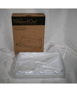 Pampered Chef #2605 Coating Trays and Tool NIB - $15.00
