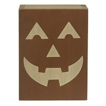 Jack-O'-Lantern Box Sign - $26.04