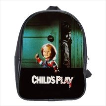 School bag child`s play chucky 3 sizes - $39.00+