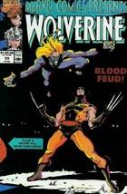 Marvel Comics Presents #53 VG 1990 Marvel Barry Windsor-Smith Comic Book - $0.97
