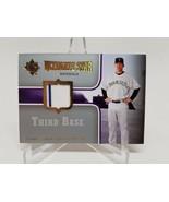 2007 Ultimate Collection Star Materials #SM-GA Garrett Atkins Baseball Card - $5.69