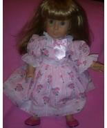 "American Girl  Kirsten? 18"" Doll Blonde Hair Blue Eyes Pleasant Company Jly - $128.21"