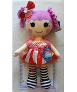 NEW Build A Bear Lalaloopsy Peanut Big Top Doll, Dress, Hair Bow NWT - $99.99