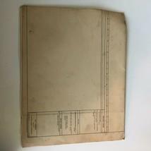 Original 71 Ford Torino Wiring Diagram Sheet 7795P-71H Service Manual Schematic  - $19.00