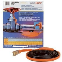 Water Pipes Heating Cable Electric Freeze Protection Valve Hose Heating ... - $34.76