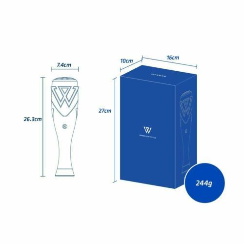 YG Entertainment Winner Official Light Stick VER.2 image 7