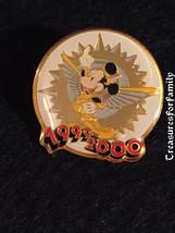 Disney Pin Tokyo Disneyland Mickey Wings 1999-2000 FREE SHIP - $13.99