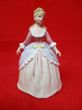 """VTG Lefton's Lady in Victorian Ball Gown """"Bell"""" - $12.86"""