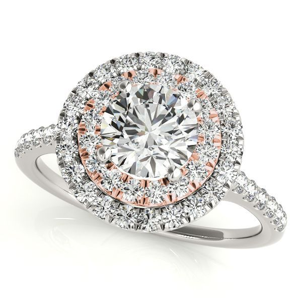 Ecf20bd92616724b05cc3115d3d47909  halo collection round halo engagement rings