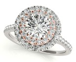 Ecf20bd92616724b05cc3115d3d47909  halo collection round halo engagement rings thumb155 crop