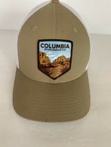 Columbia Flexfit Fitted Mesh Back Cap Hat Size S/M - $17.81