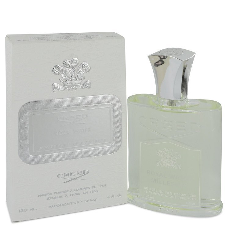 Creed Royal Water 4.0 Oz Millesime Eau De Parfum Spray