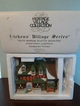 Dept 56 Ruth Marion Scotch Woolens Limited Edition 5585-9 Dickens Villag... - $68.07