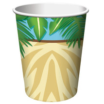 9 oz Hot/Cold Paper Cups Safari Adventure, Case of 96 - $52.59