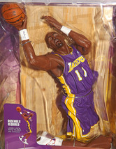 "2004 Karl Malone Lakers Uniform 6"" Action Figure NBA Series 6 McFarlane - $49.95"