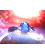 Haunted ring WHITE LIGHT NOOR FEMALE DJINN Geni... - $100.72