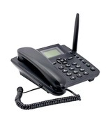 Wireless GSM Desktop Phone - Desktop Style Mobile Phone with SIM Card Slot - $56.00