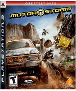 MotorStorm - Playstation 3 [PlayStation 3] - $4.81