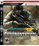 Socom US Navy Seals: Confrontation [PlayStation 3] - $4.86