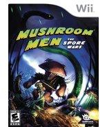 Mushroom Men: The Spore Wars - Nintendo Wii [Ni... - $5.58