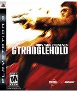 Stranglehold - Playstation 3 [PlayStation 3] - $4.94