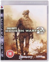 Call of Duty: Modern Warfare 2 - Playstation 3 [PlayStation 3] - $4.54