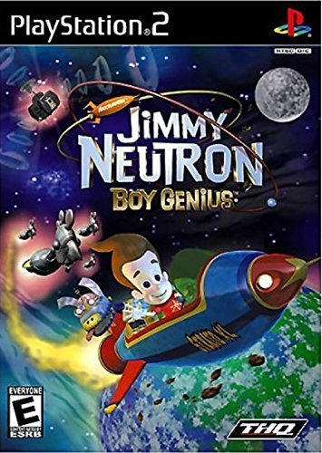 Jimmy Neutron: Boy Genius [PlayStation2]