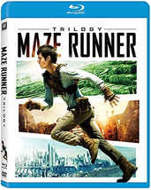 Maze Runner Trilogy (Blu-ray + DVD)
