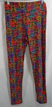 Women's LuLaRoe OS (One Size) Leggings Multi-Colored Owls HTF - $50.48