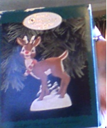 Hallmark Keepsake Ornament Rudolph - $5.00