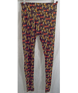 Women's LuLaRoe OS (One Size) Leggings Hula ... - $59.39