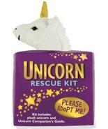 Unicorn Rescue Kit : Kit Includes Plush Unicorn and Unicorn Companion's ... - $232,44 MXN