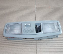 2009 MITSUBISHI LANCER GRAY DOME LAMP WITH SUN ROOF OPENER  - $50.00